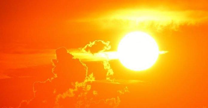 Sicilia, ondata di caldo eccezionale