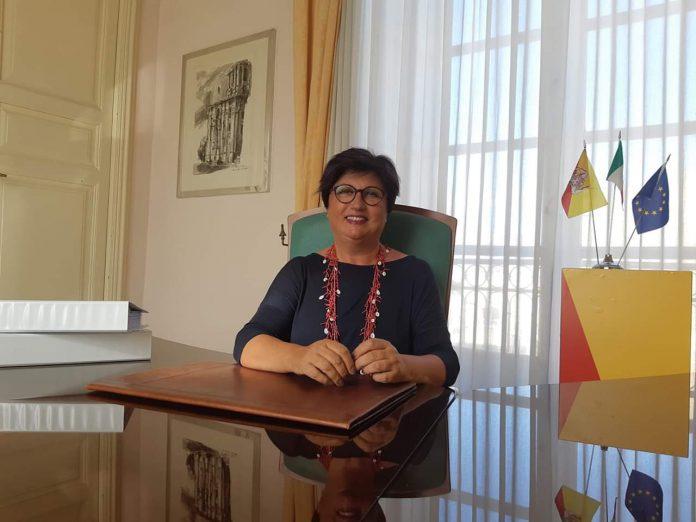 Sindaco di Naro, Maria Grazia Brandara