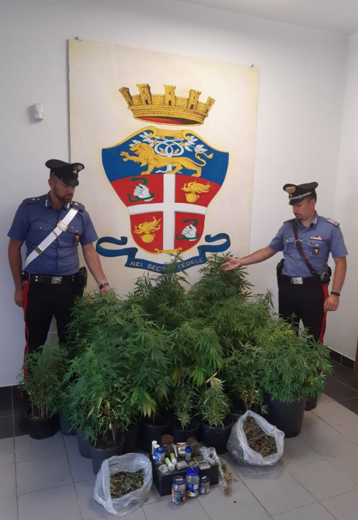 Messina, arresto per droga