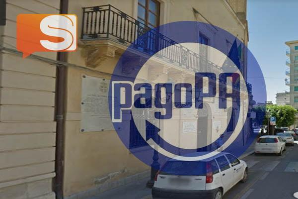 Attivo, PagoPa, comune di Canicattì