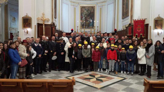 Anniversario carabiniere, Nicolò Cannella